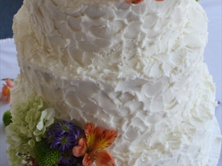 Wedding Cakes in Parkersburg
