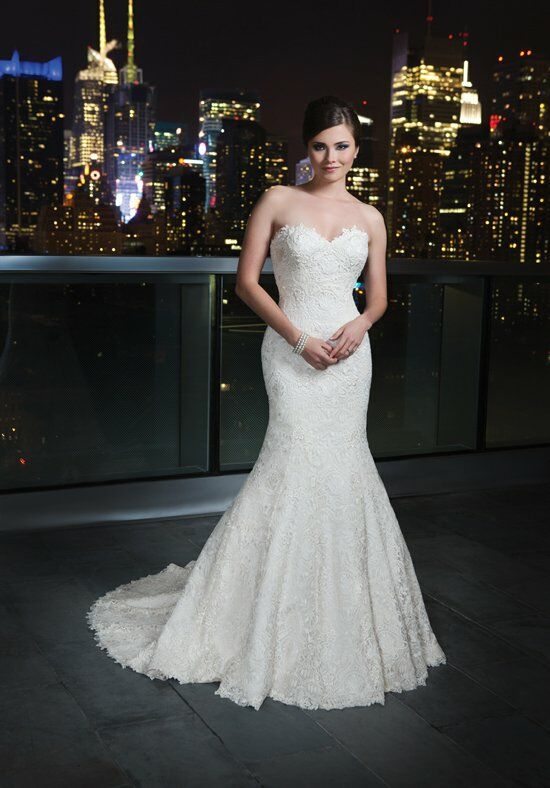 Justin Alexander Signature 9721 Wedding Dress photo