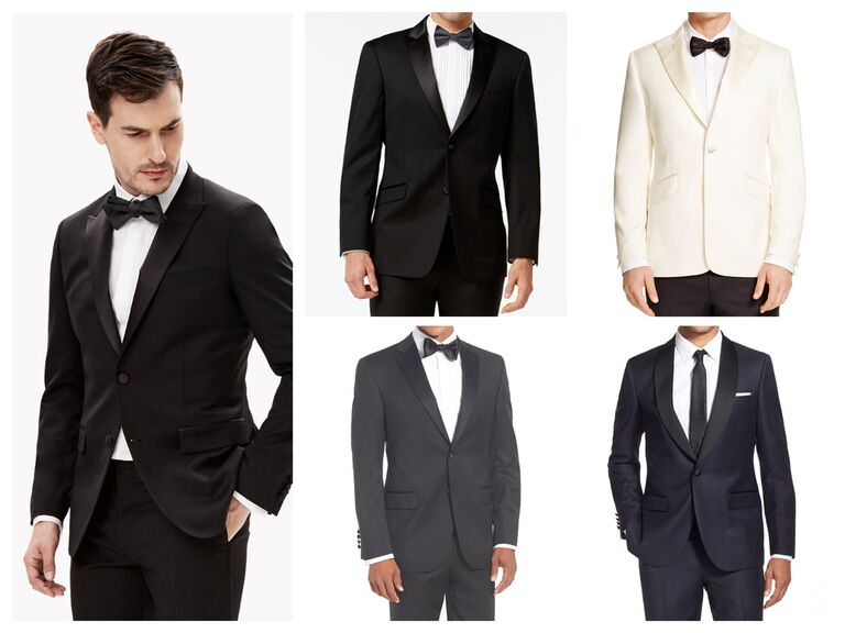 Mens Formal Wedding Guest Attire