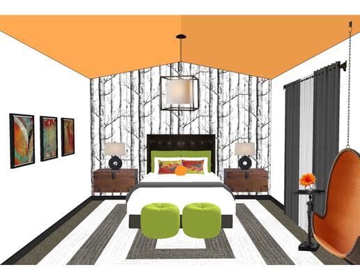 Virtual Room Makeover virtual room makeover contest: bedroom winner revealed! - style