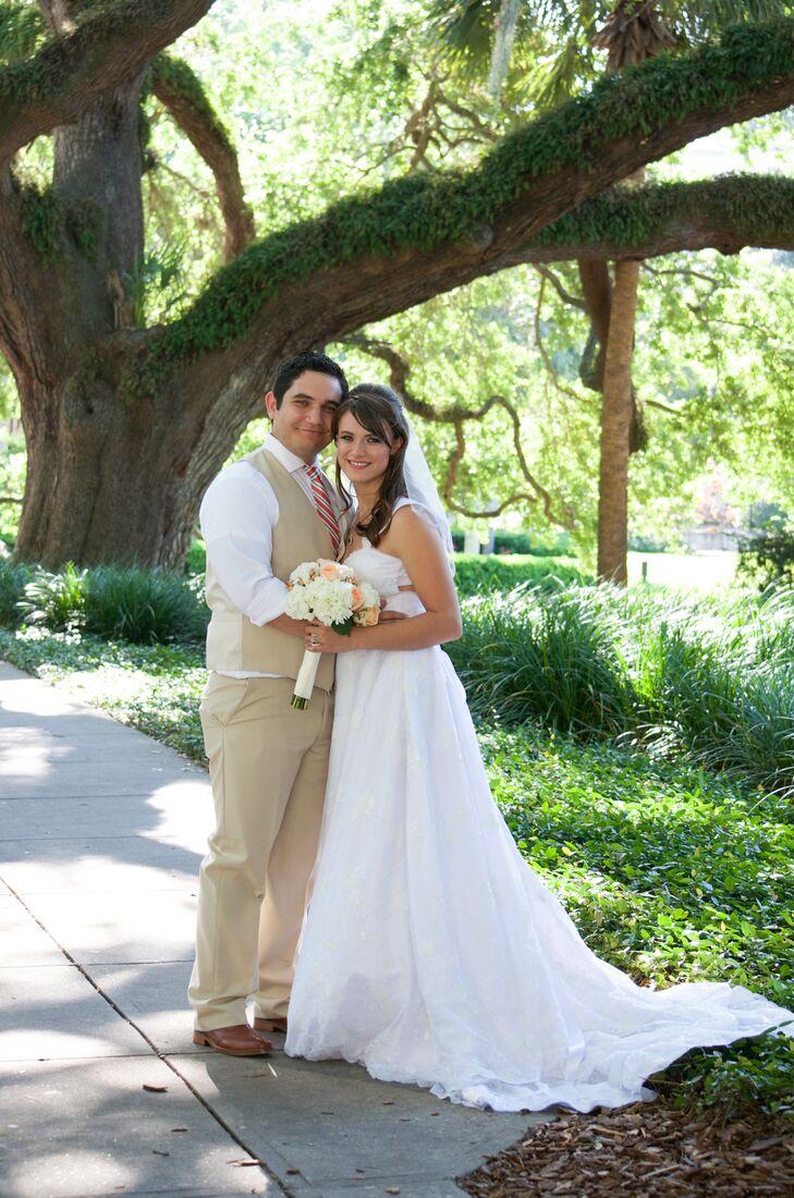 A Simple Wedding at 310 Lakeside in Orlando, Florida