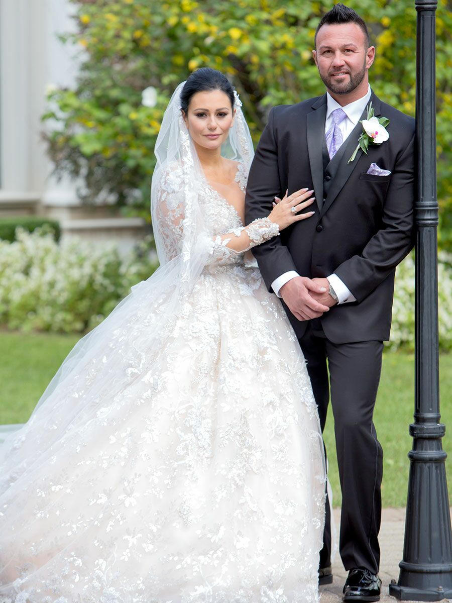 50 Standout Celebrity Wedding Dresses