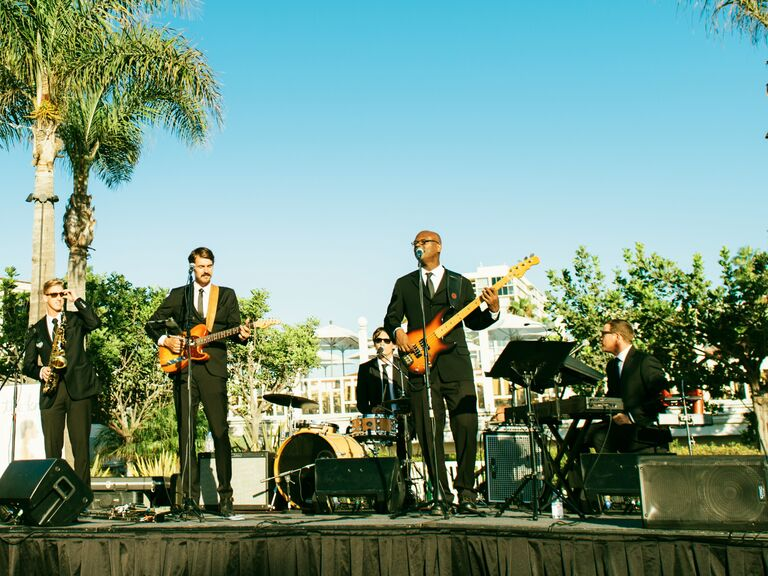 Wedding Bands in San Diego
