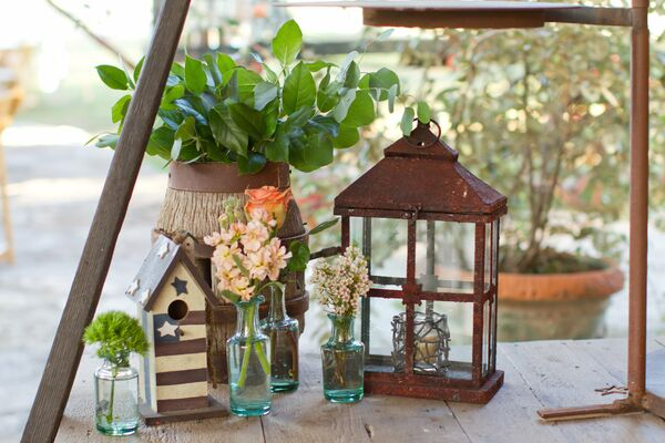Rustic Decorations
