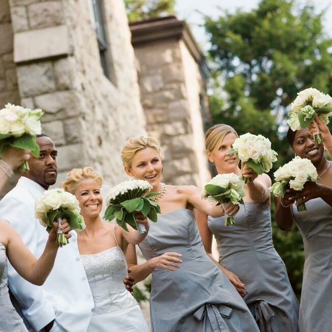 Cheap Wedding Dresses Mn: Liz & Tyke: An Elegant Wedding In Mount Laurel, NJ