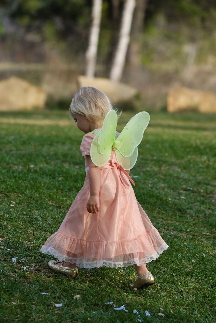 Sweet Fairy Flower Girl