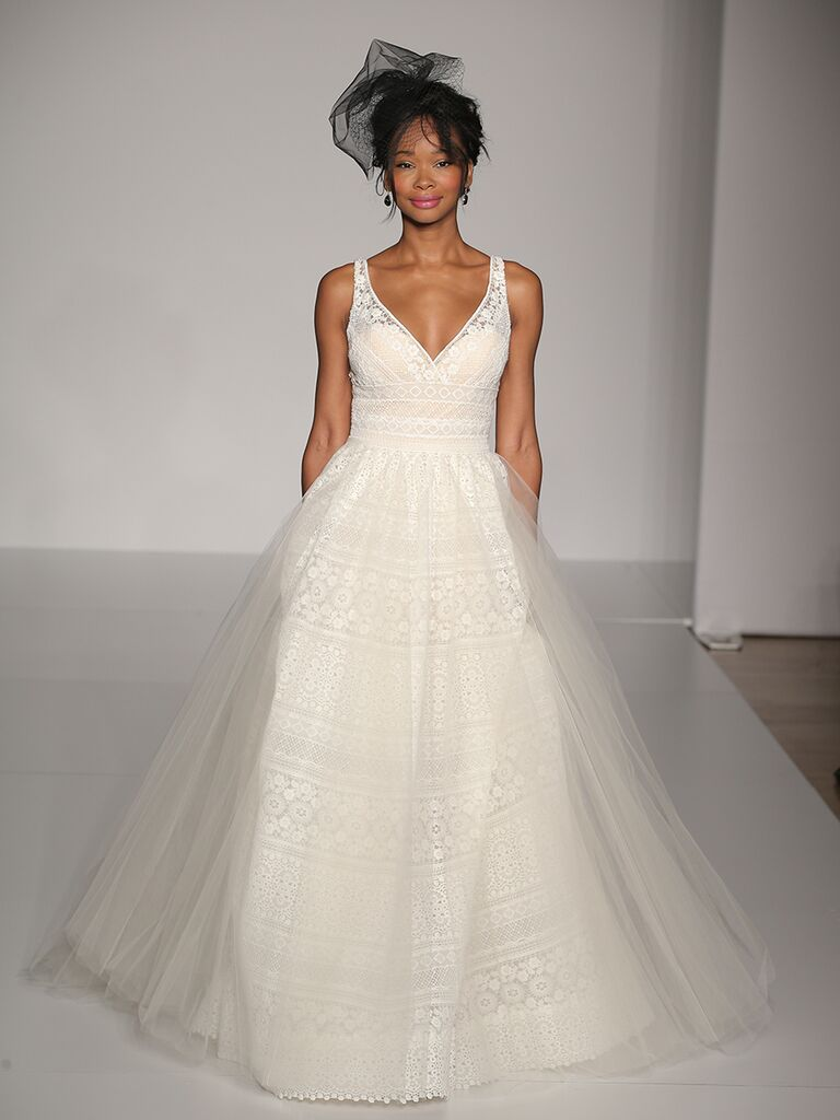 Sottero And Midgley Fall Collection Bridal Fashion Week Photos