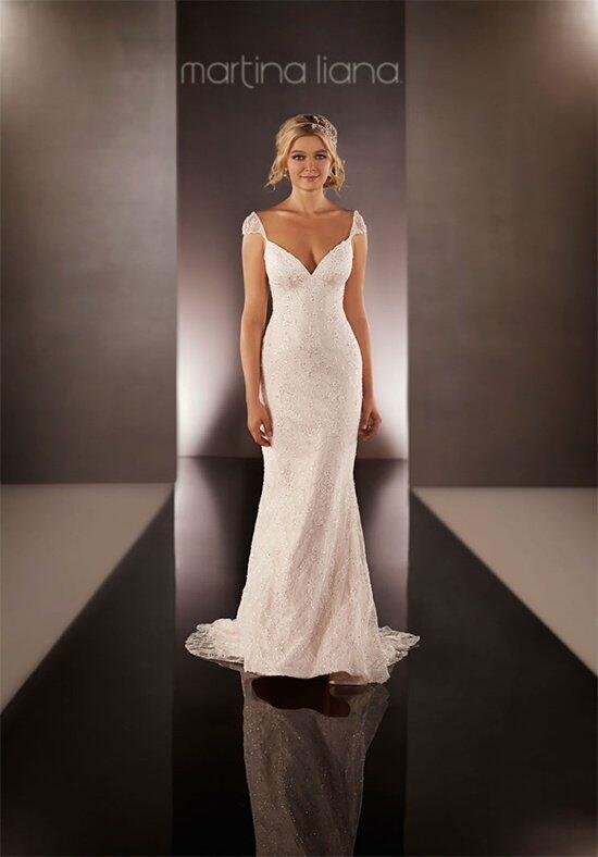 Martina Liana 606 Wedding Dress photo