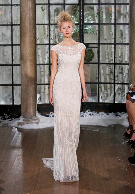 Ines Di Santo Riga Wedding Dress photo