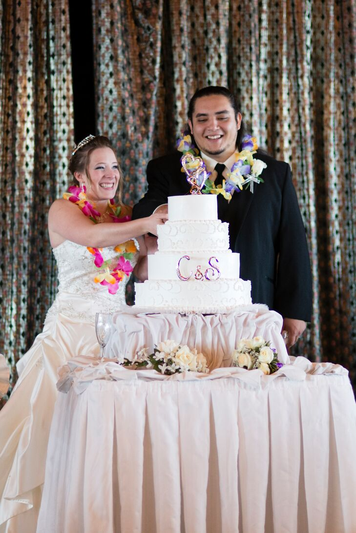 A Simple Wedding At Carnival Cruise Lines In Port Canaveral Florida