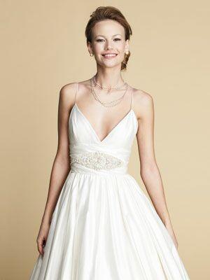 Most flattering wedding dress styles for Wedding dress large bust small waist