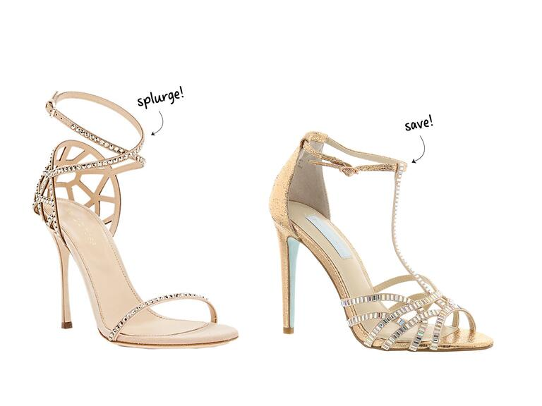 10 Wedding Sandals for Every Budget