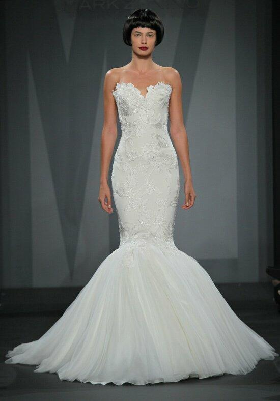 Mark Zunino for Kleinfeld 76 Wedding Dress photo