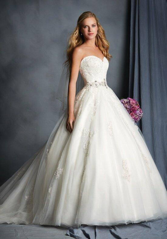 Alfred Angelo Signature 2492 Wedding Dress photo