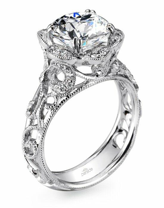 Parade Design Style R2910 from the Hera Collection Engagement Ring photo