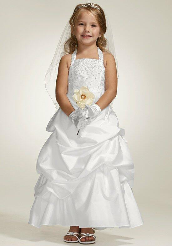 David's Bridal Juniors H1250 Flower Girl Dress photo