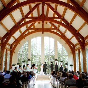 Church wedding decorations accents ashton gardens chapel ceremony junglespirit Images