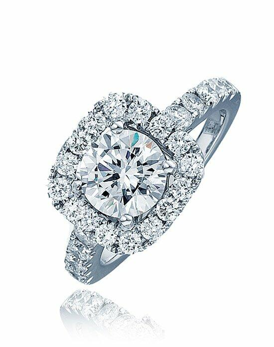 Frederic Sage RM4002-W Engagement Ring photo