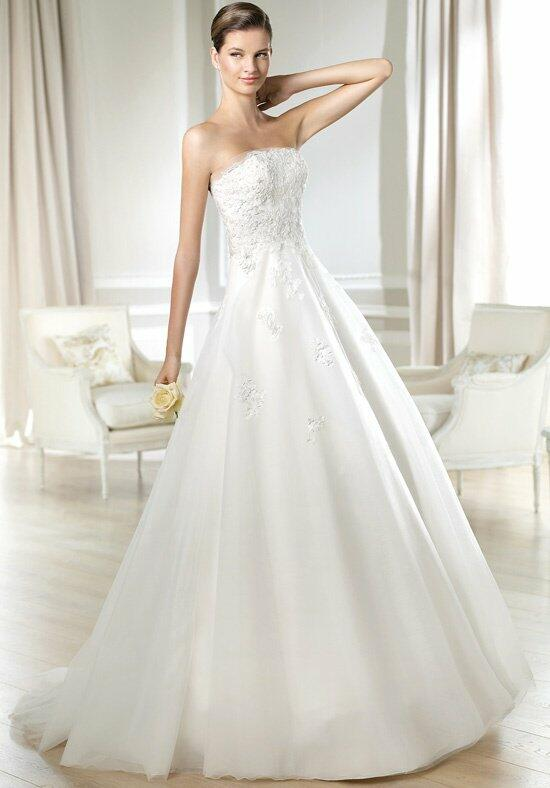 WHITE ONE Jaecar Wedding Dress photo