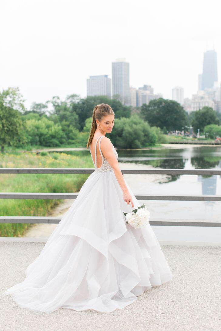 Hayley Paige Dori Ball Gown