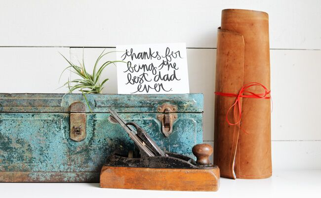 Craft A DIY Tool Holder for Father's Day!
