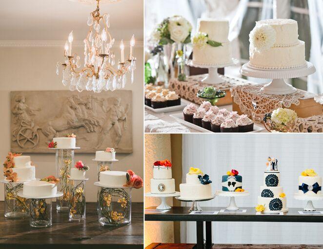 Hot Wedding Cake Trends