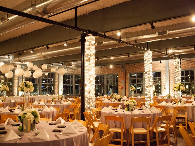 Neo Missouri Wedding Reception
