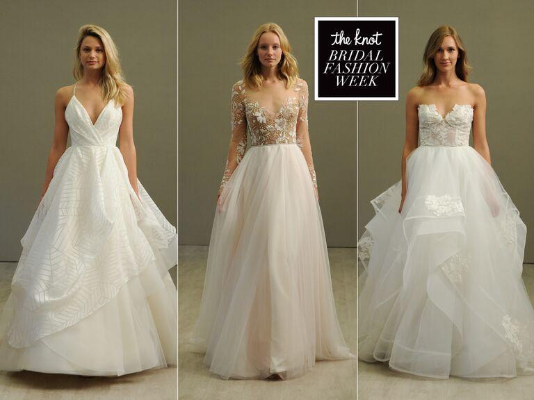 Hayley Paige Spring 2016 Wedding Dresses From Bridal Fashion Week