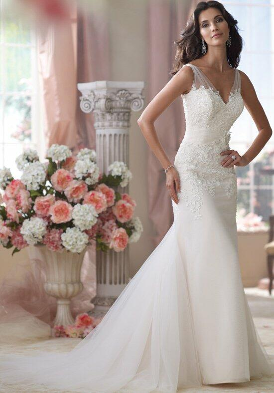 David Tutera for Mon Cheri 114284 Wedding Dress photo
