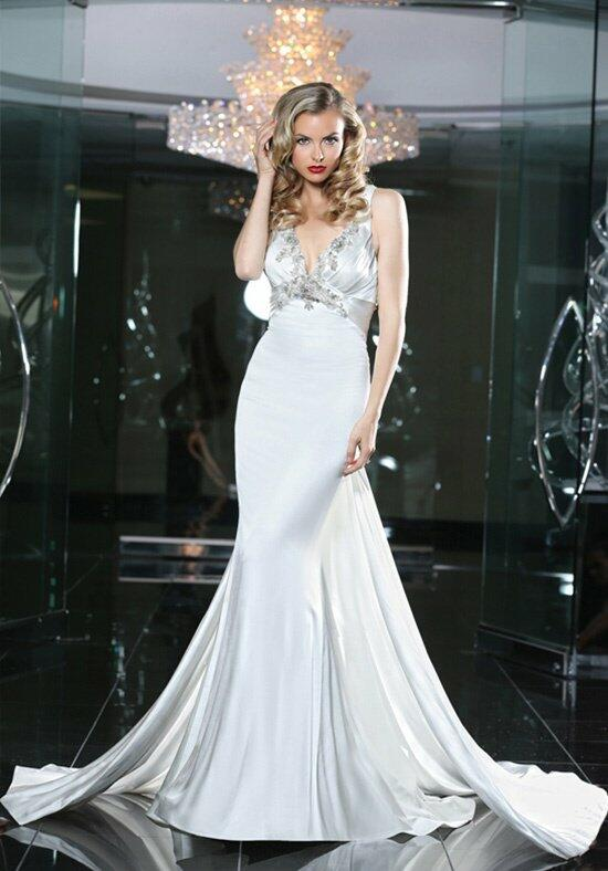 Simone Carvalli 90220 Wedding Dress photo