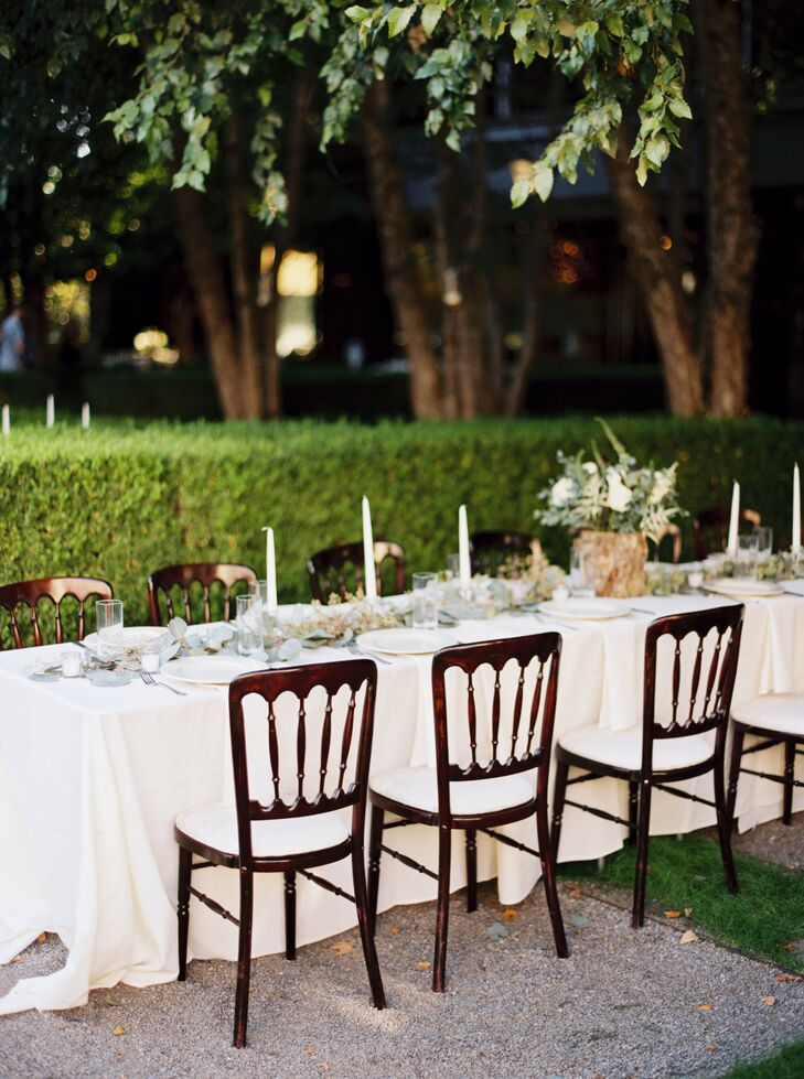 A Secluded Garden Wedding At Marie Gabrielle Restaurant And Gardens In Dallas Texas