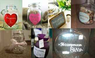 honeymoon jars