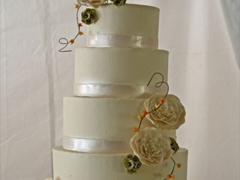 Wedding Cakes in Burlington