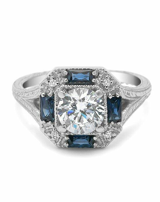 Timeless Designs R1373S Engagement Ring photo