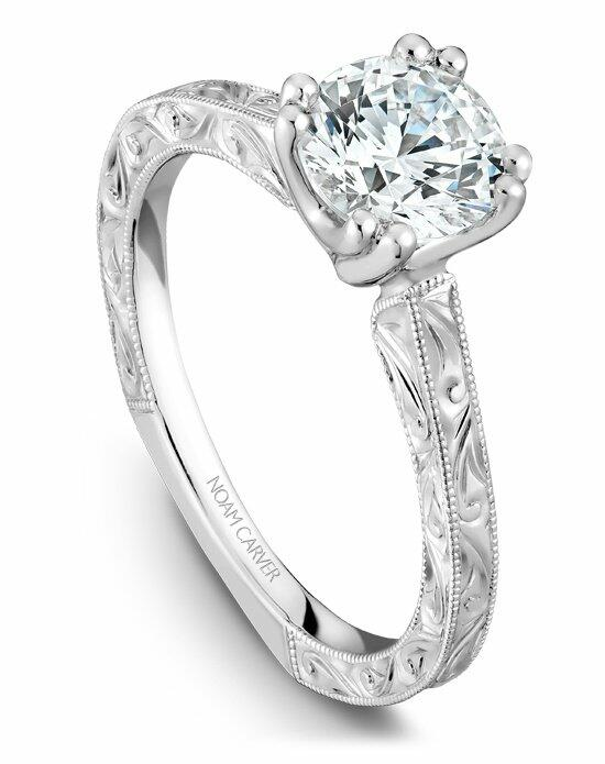 Noam Carver B001-02WSE-100A Engagement Ring photo