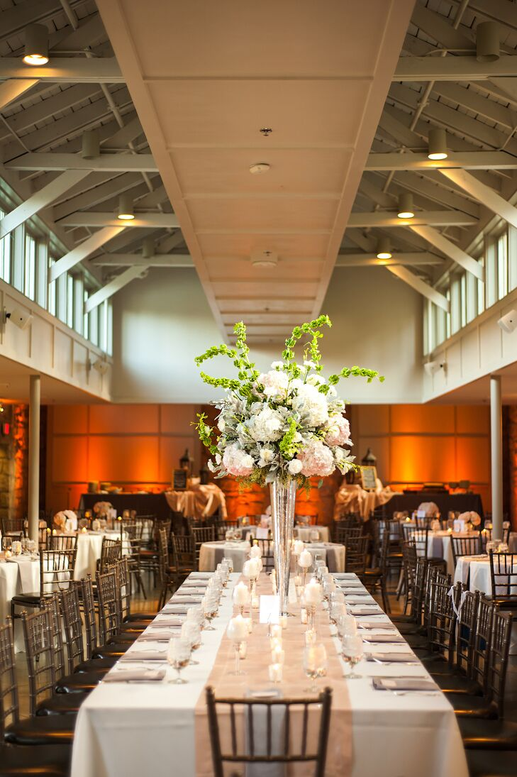 A Refined Terrace Wedding At Piedmont Park Greystone In Atlanta Georgia