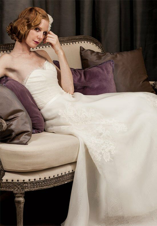 Judd Waddell Jardine Wedding Dress photo
