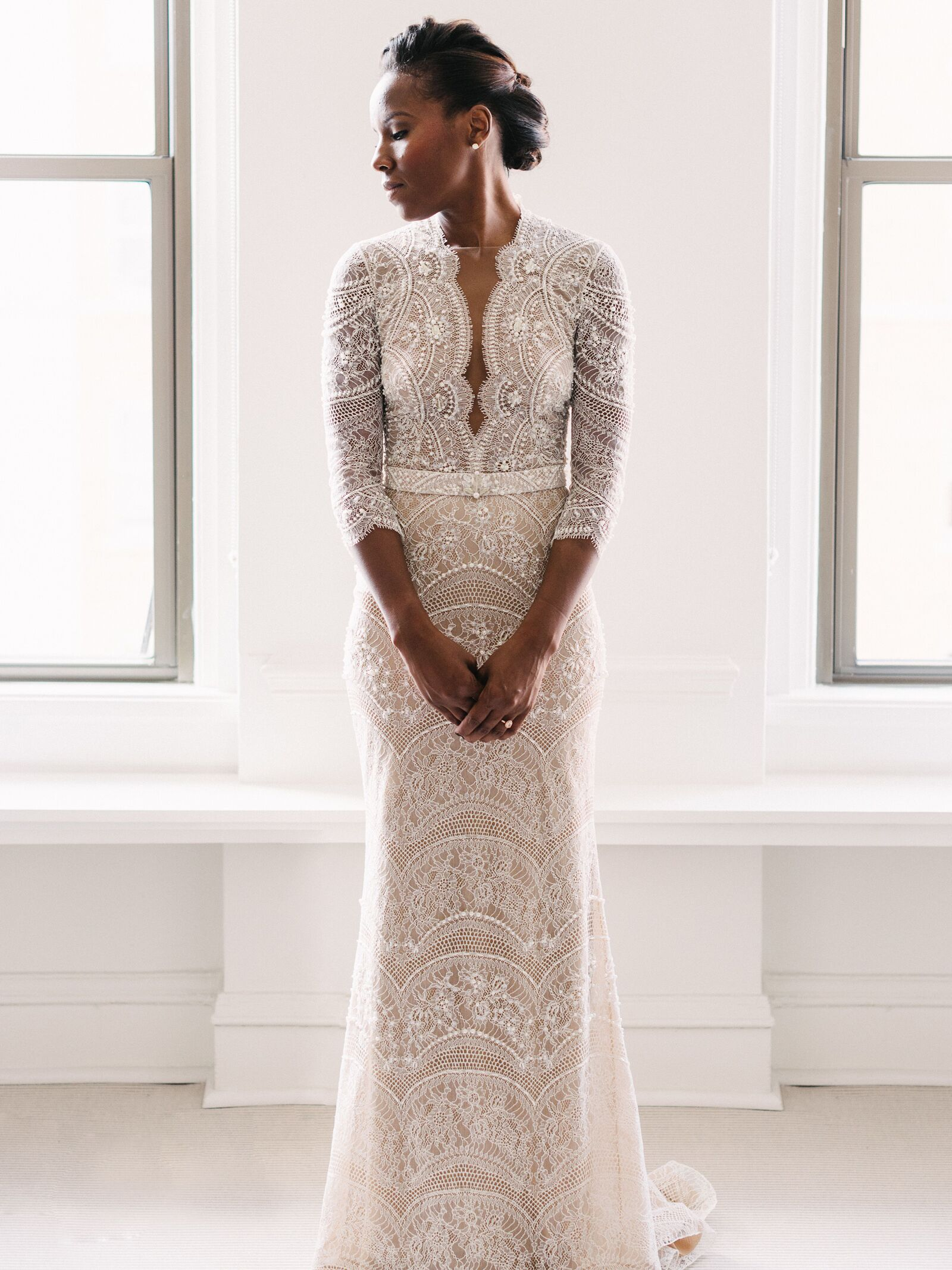 cf48c3c4aa4e8 28 Winter Wedding Dresses for Every Style