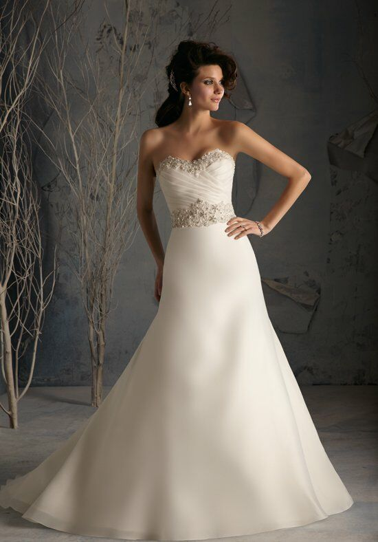 Blu by Madeline Gardner 5171 Wedding Dress photo