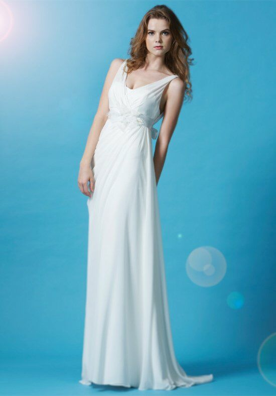 Eden Bridals SL023 Wedding Dress photo