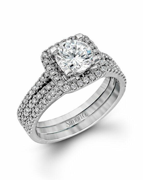 Simon G. Jewelry TR128 Engagement Ring photo