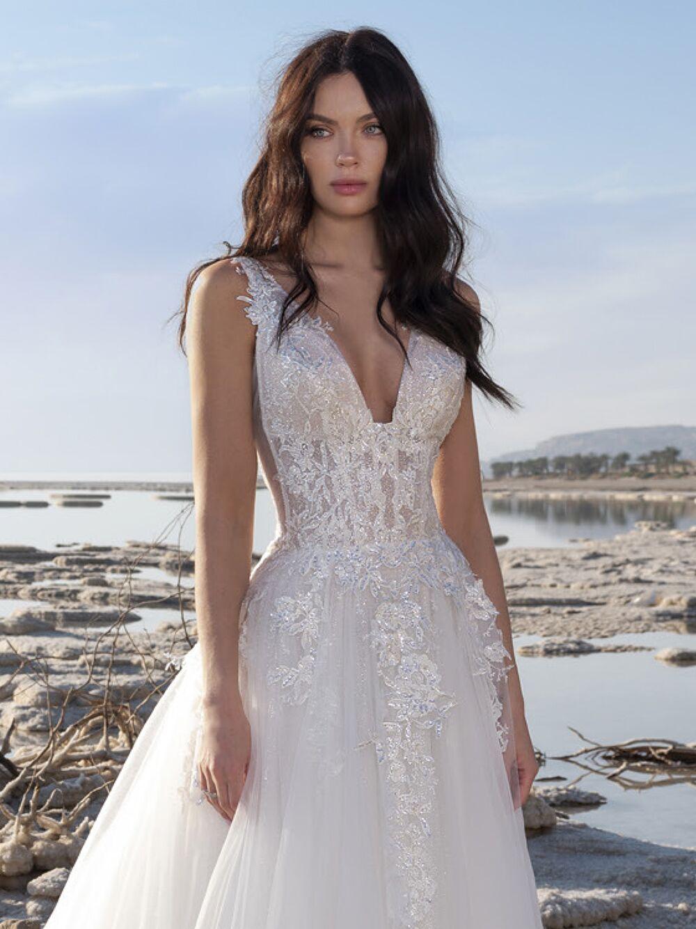 pnina tornai spring 2020 collection  bridal fashion week