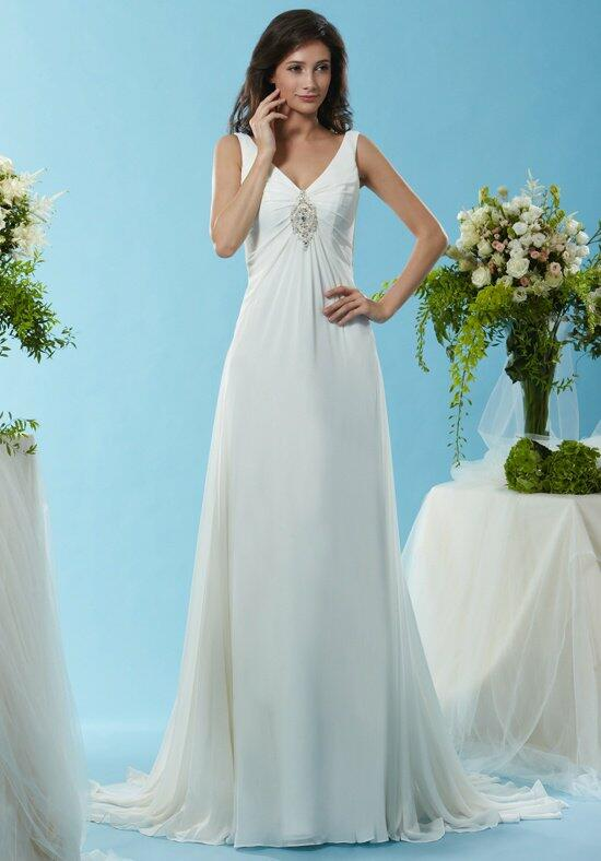 Eden Bridals SL071 Wedding Dress photo