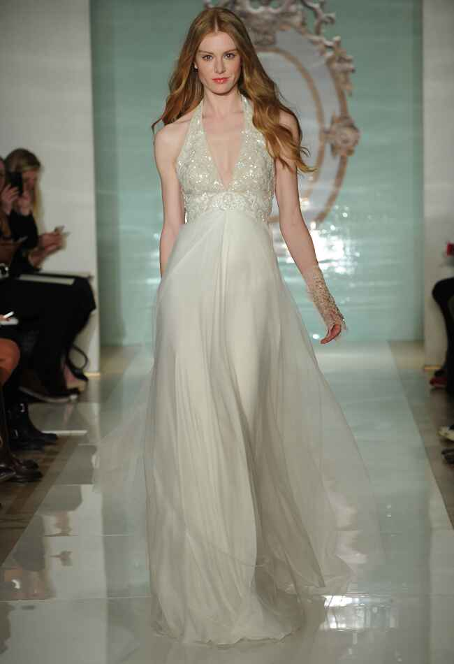 Reem Acra Spring 2015 | Bridal Fashion Week