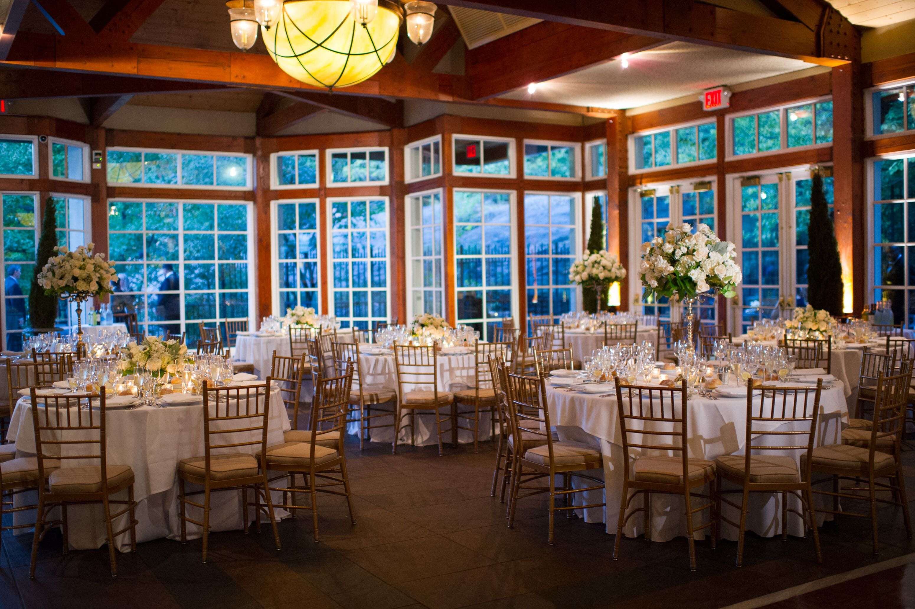 Wedding Reception At Loeb Boathouse Central Park
