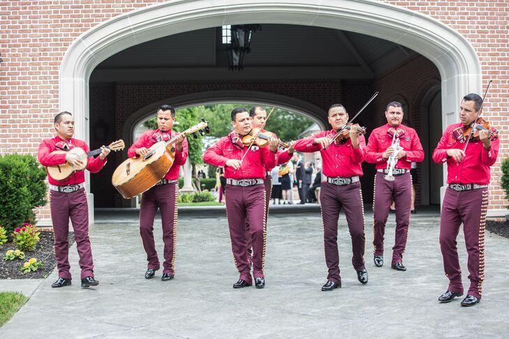 Traditional Mariachi Band Wedding Reception Music