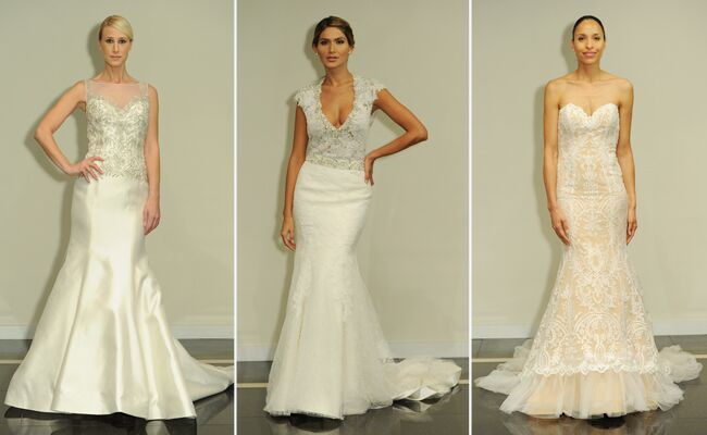 Simone Carvalli Fall Wedding Dresses Add Beaded Glamour To