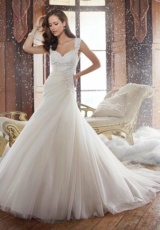Sophia Tolli Y21508 - Sidney Wedding Dress photo