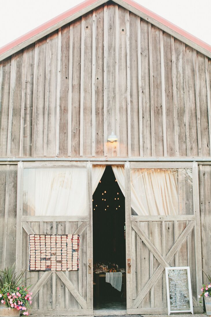 Olympia's Valley Estate Rustic Barn