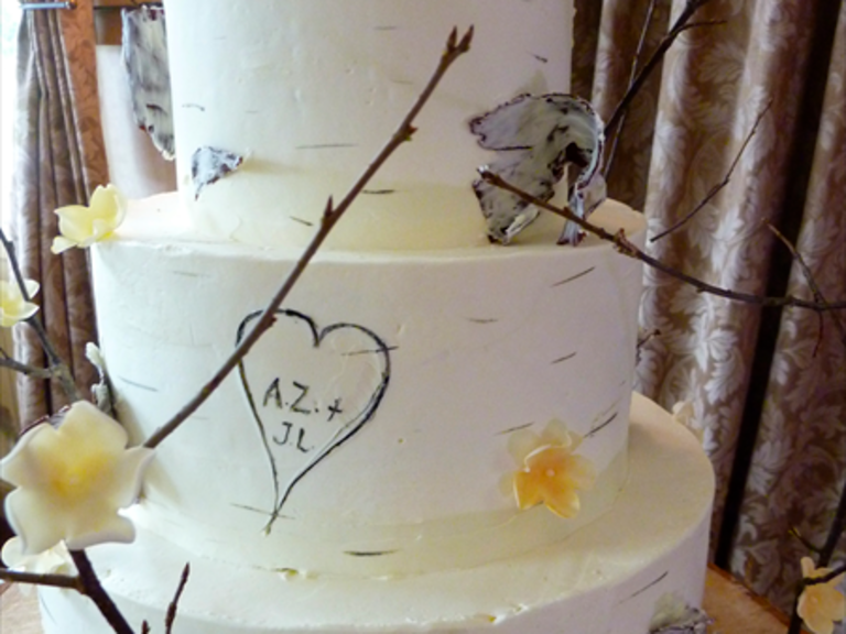 Wedding Cakes in South Burlington